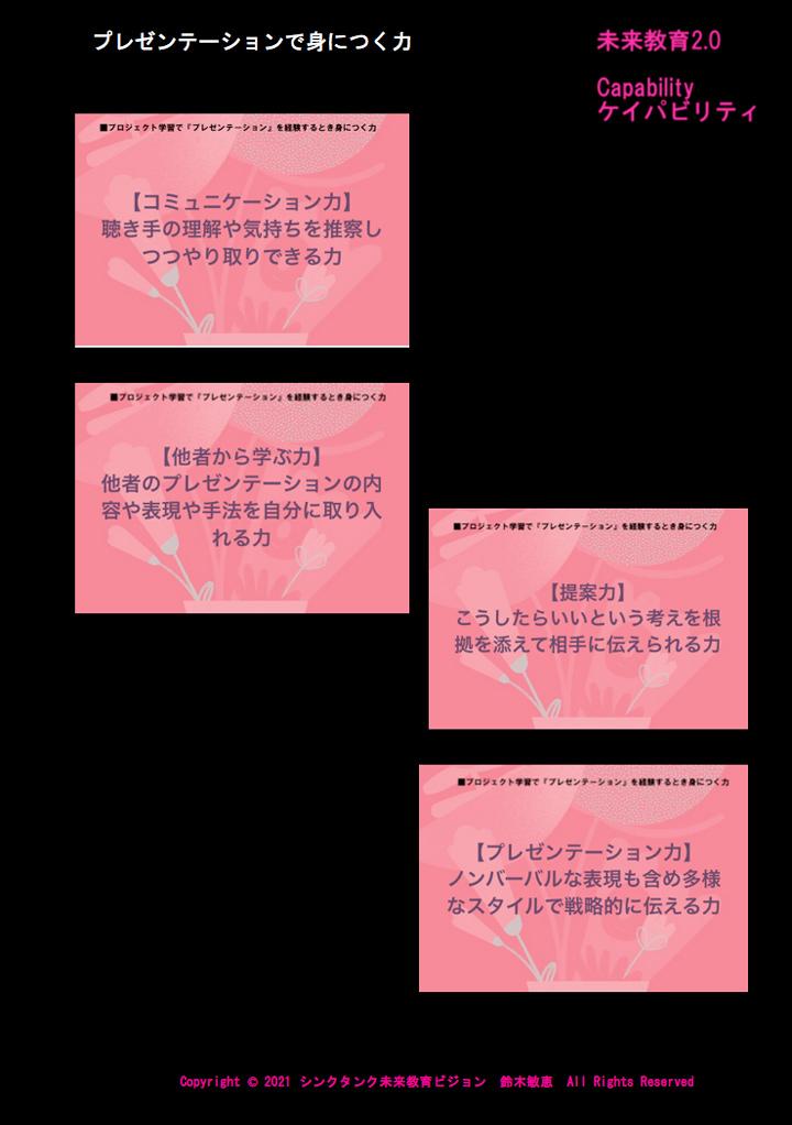 ケイパビリティ・パネル(7)